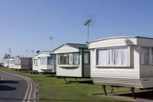 caravan parks water management - Agricultural land - farm diversification