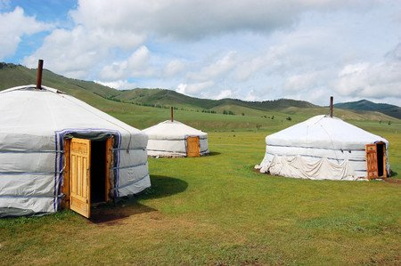 Farm Diversification - Yurts - Agricultural Land