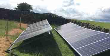 Water Solution Solar panels