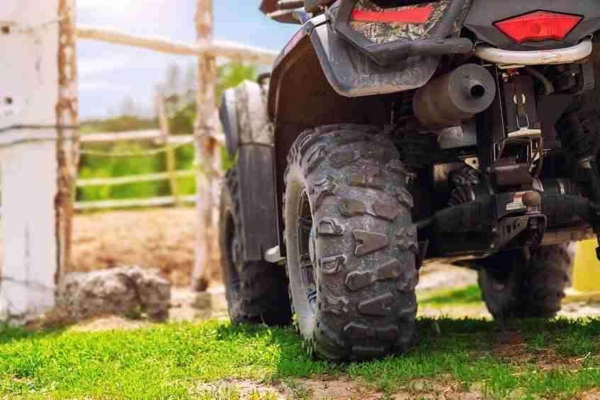 ATV - the true costs of Quad Bike theft
