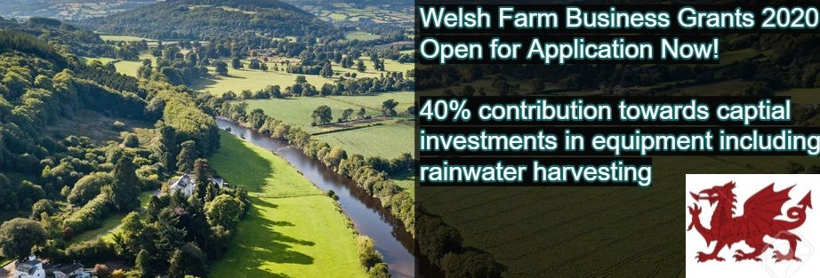 Welsh Farm Business Grant