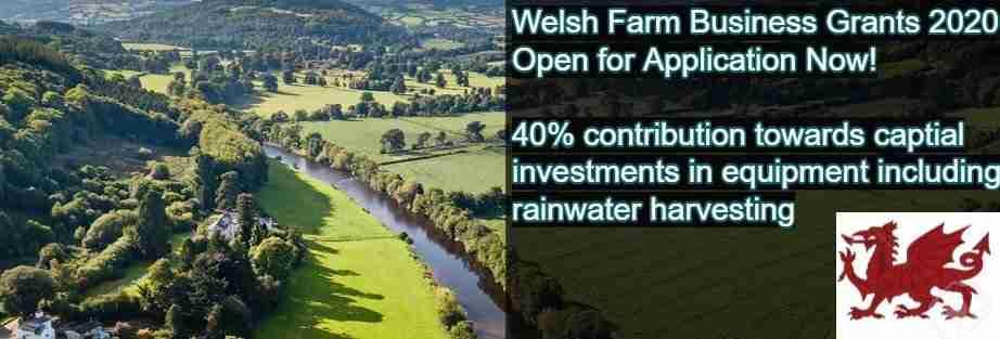 Welsh Farm Business Grant